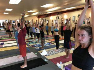 Best Hot Yoga Studio in Colorado Springs